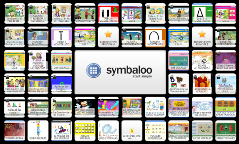 Symbaloo - las vocales.png